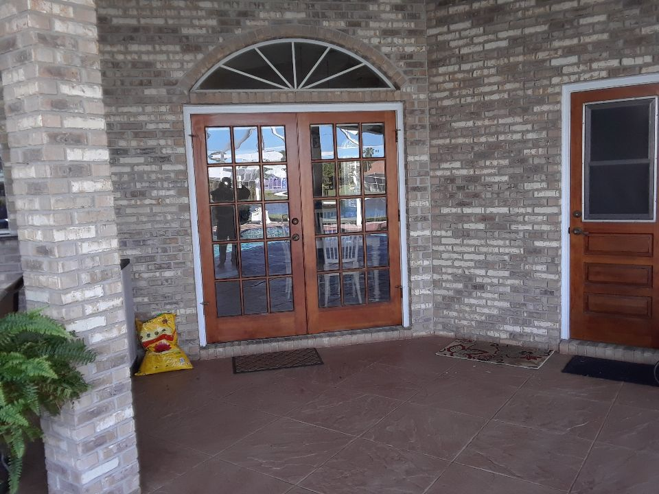 Melbourne Florida home window cleaning