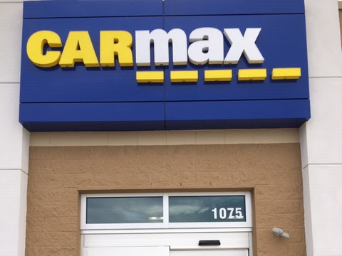 CarMax 1 West Melbourne window cleaning