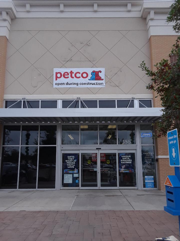petco west melbourne florida window cleaning