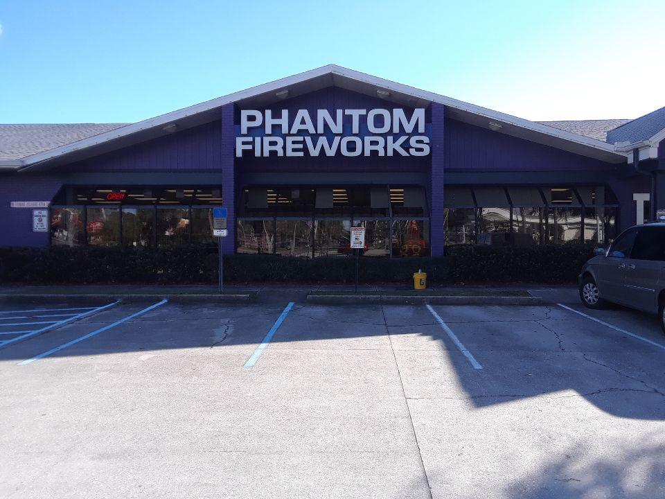 Phantom Fireworks West Melbourne