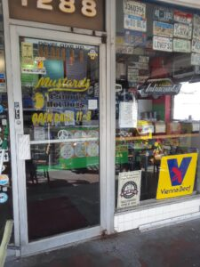 Mustards business window cleaning